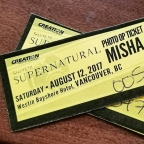 The Road So Far: Part 2 – My Very First Convention Experience (SPNVan 2017)